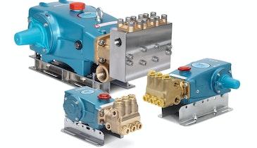 Cat Pumps Hydroexcavating Pumps