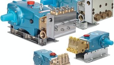 Cat Pumps Hydroexcavating Pumps Meet Exacting Standards