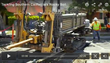 Tackling Southern California's Rocky Soil