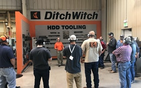 Ditch Witch Customers Experience New Equipment, Technology at Annual Seminar