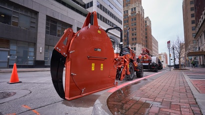 New Microtrencher Ideal For Power, Fiber-Optic Cable Installation