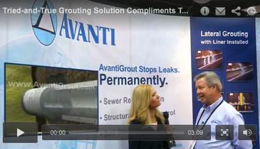 Tried-and-True Grouting Solution Compliments Trenchless Technologies