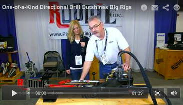One-of-a-Kind Directional Drill Outshines Big Rigs