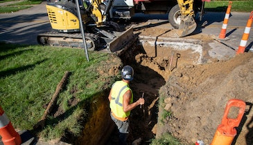 Hydroexcavation Ban Hurts Flint's Pipe Replacement Efforts