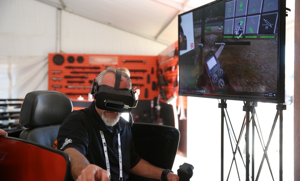 Ditch Witch Introduces HDD Virtual Reality Simulator