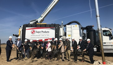 Super Products Breaks Ground on New Headquarters