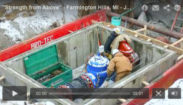 """Strength from Above"" - Farmington Hills, MI - June 2014 MSW Profile"