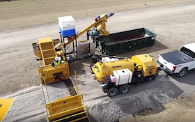 Vermeer Introduces New MUD Hub Slurry Solidification System