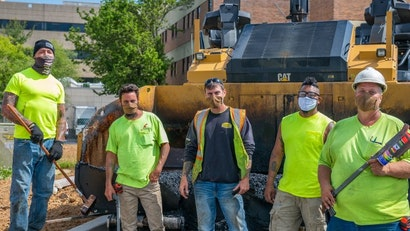 How One Contractor Has Implemented a COVID-19 Safety Plan to Keep Crews, Clients Safe
