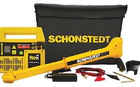 Electronic Utility Locators - Schonstedt Instrument Rex