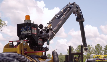 A New Hydraulic Boom Design for Vacuum Excavation Equipment