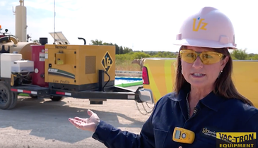 VZ Environmental Increases Efficiency with Vac-Tron Vacuum Excavators