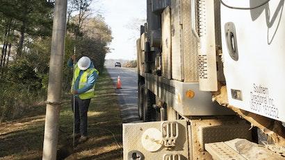 Snapshot: Contractors At Work