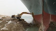 Excavator Operator Reflects on Suez Canal Job