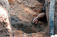 Think It Can't Happen to You? How to Respond to a Trench Collapse