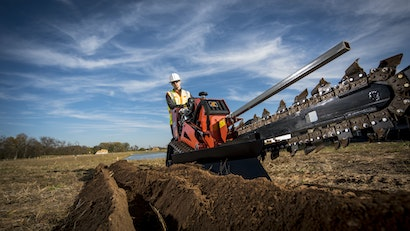 Tips for Trencher Maintenance