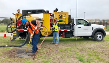 How the Utility Crew at the University of Central Florida Uses Vac-Tron Equipment