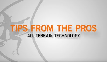 Tips From The Pros: All-Terrain Technology