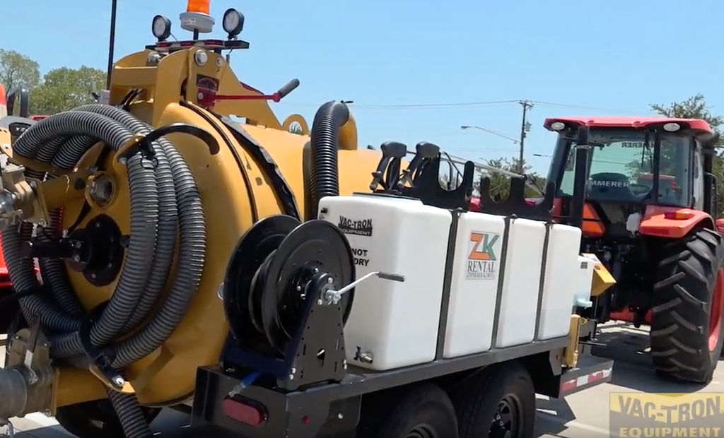 Zimmerer Kubota Finds Value with Vac-Tron Vacuum Excavators