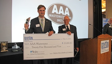 Septic Pumper Earns Innovation Award and $25K