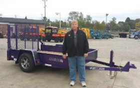 Felling Trailer Auction Benefits Pancreatic Cancer Research