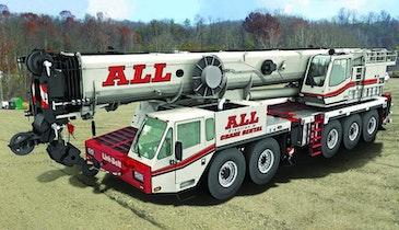 ALL Erection all-terrain cranes
