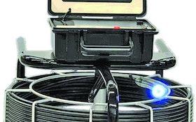 Push TV Camera Systems - Sewer camera system