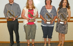 Filtration Equipment Manufacturer Employees Receive Achievement Awards