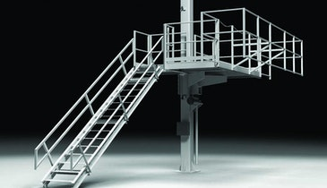 Benko elevating platform