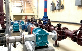 Dewatering/Bypass Pumps - Boerger BLUEline Rotary Lobe Pump
