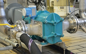 Transfer Pump - Boerger BLUEline Rotary Lobe Pump