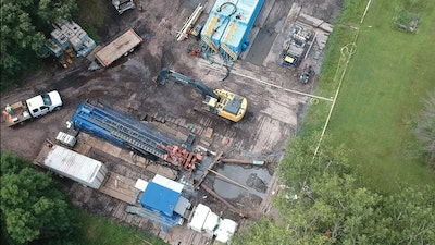 Contractor Faces Several Challenges in Months-Long Project to Install Water Main