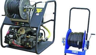 Truck/Trailer/Portable Jetters - Skid-mounted jetter