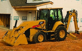 Backhoes - Caterpillar 430F