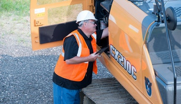 Keeping An Eye On Excavator Maintenance
