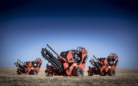 New Trenchers Designed to Maximize Return on Investment