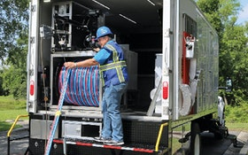 Pipeline Rehabilitation/Lining - CUES CCTV inspection vehicles