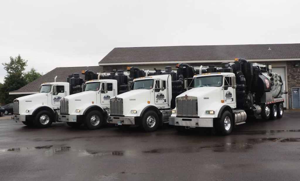 Build Your Brand While Building Your Hydrovac Fleet