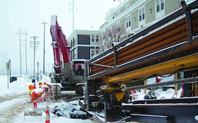 Directional Drill Helps Contractor Complete Tough Job