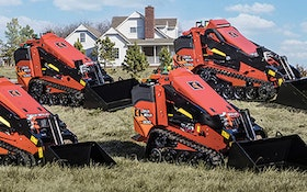 Skid-Steers - Ditch Witch mini skid-steers