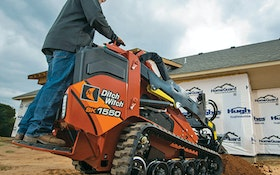Skid Steers/Attachments - Ditch Witch SK1550