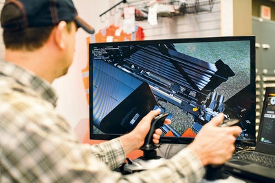 Simulators Helping Contractors Get Training on Expensive Equipment