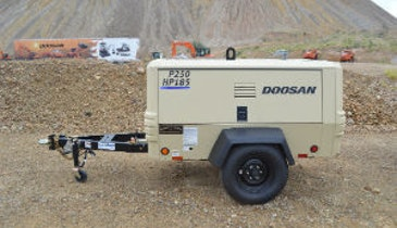 Two in One: Dual Pressure/Dual Flow Air Compressor Adds Flexibility
