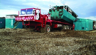 The Ultra-Tough Commander C Cargo Carriers Tackle Some Of Canada's Muddiest Terrain