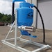 Simplicity achieved with compressor-powered industrial vacuum system