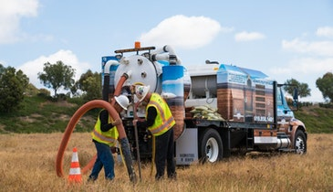 Air-Excavation Units Provide Power, Reliability
