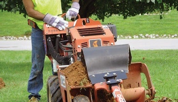 Trencher Engine Maintenance Important For Contractors
