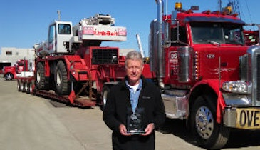 Dawes Specialized Transportation Receives Zero-Accident Award