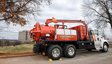 Ditch Witch Enters Air Excavation Market with FXT Air Series