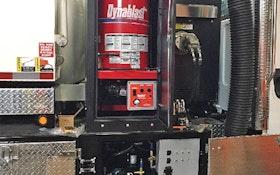 Hydroexcavation Equipment - Dynablast CAB420FLS-12V